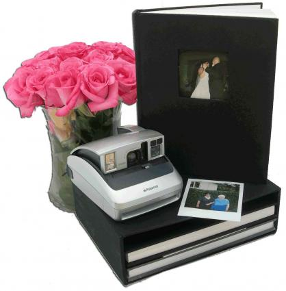 Step 1 Set up a photo guest book table You 39ll need Polaroid