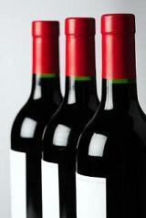 Wine bottles for tasting