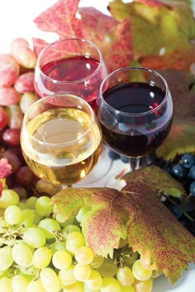 Finger Lakes wine varieties.