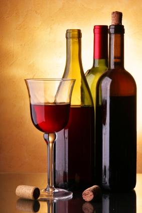 Research the many types of red wine.