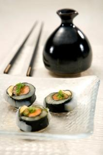 Sake and Sushi - An Excellent Pairing