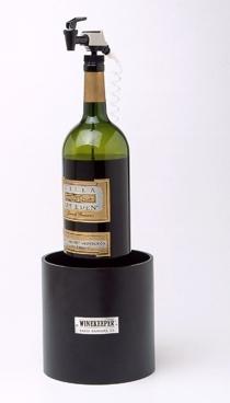 Wine dispensers like the Winekeeper Noir make great gifts.
