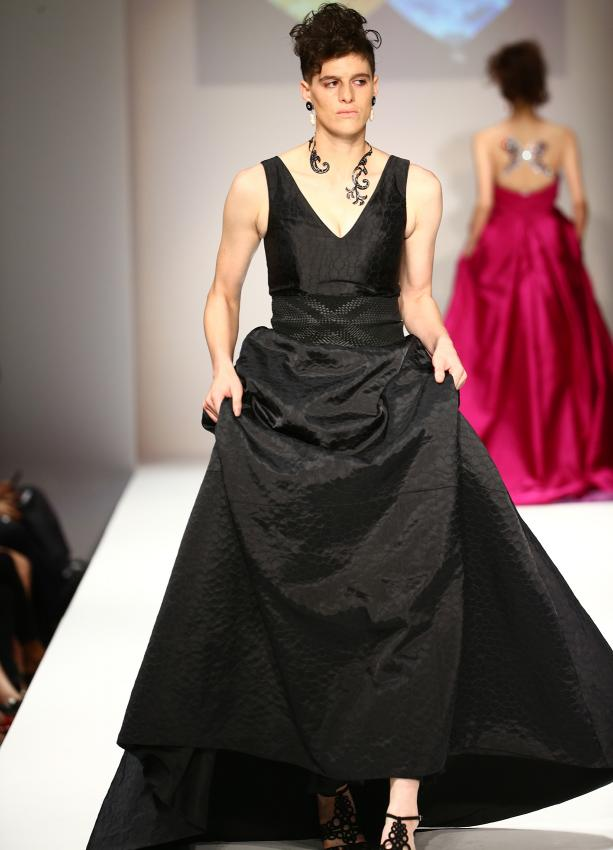 Designer Evening Gown Pictures [Slideshow]