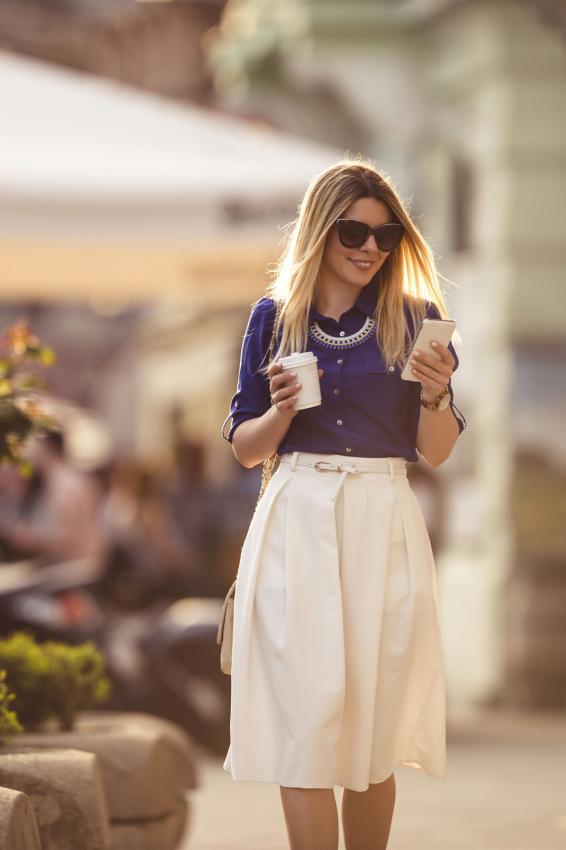 Modern Women's Fashion with Classic Ladylike Style [Slideshow]