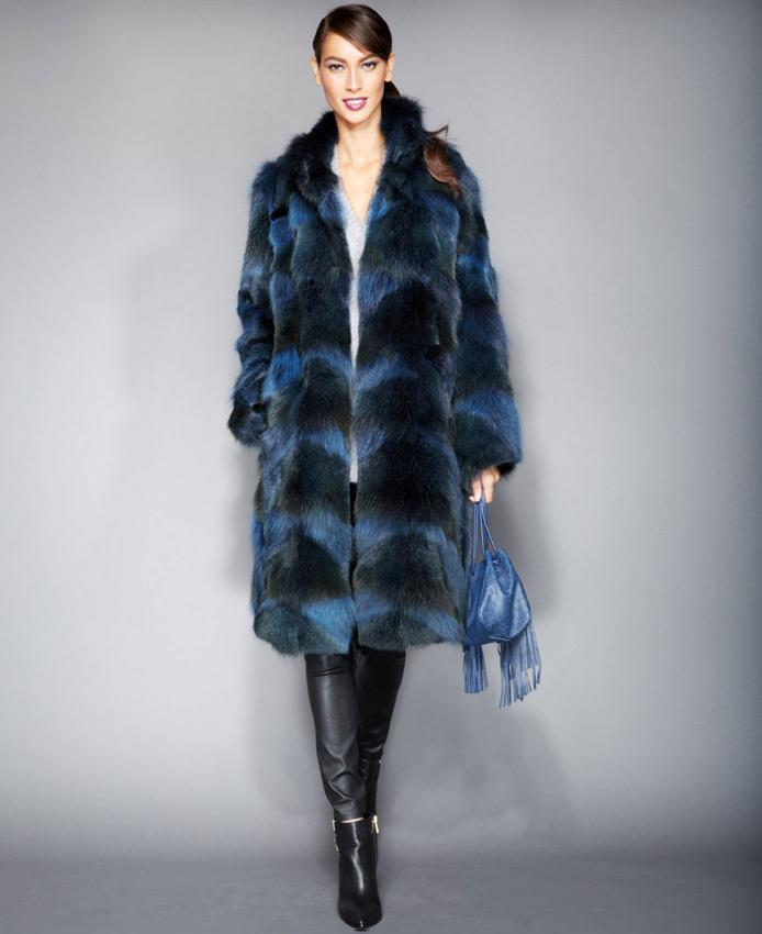 Women's Fur Coats [Slideshow]