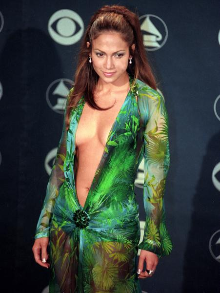 Gowns Worn by Jennifer Lopez