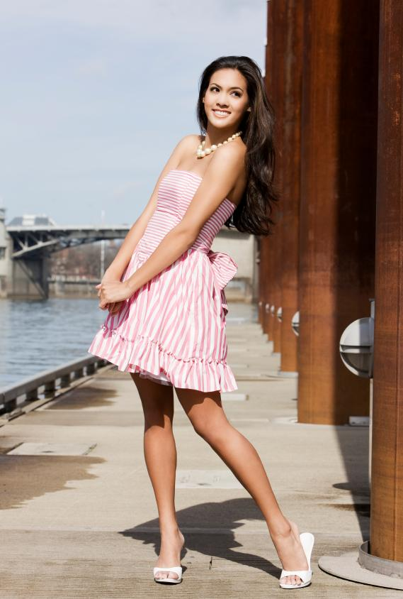 Short Summer Dress Pictures [Slideshow]
