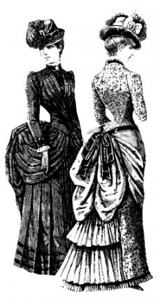 Victorian Fashion History Lovetoknow