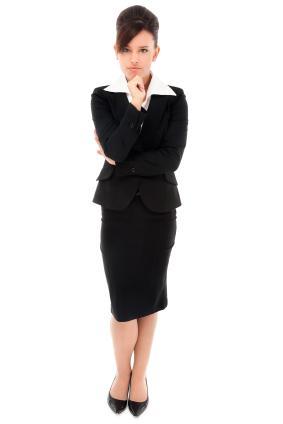 Women s classic professional clothing