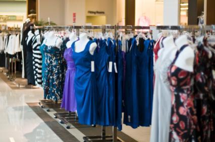 Shopping at Burlington Coat Factory