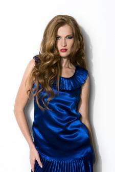 Blue  Women Fashion