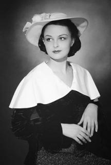 1930's women's fashion