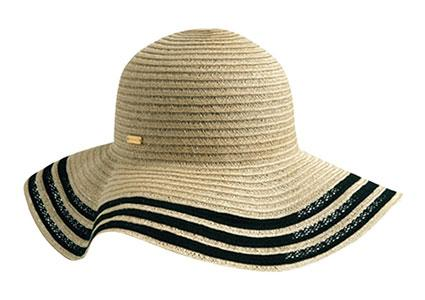 Kangol Sheer Diva Straw Hat