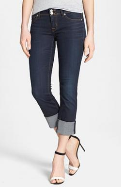 How to Wear Cuffed Jeans