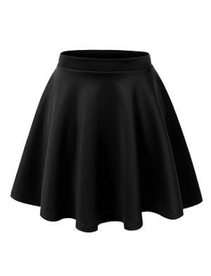 Basic Skater Skirt