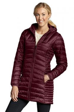 Eddie Bauer Astoria Hooded Down Parka