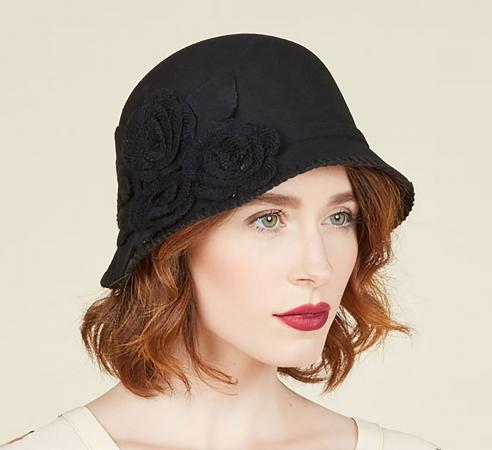Hold Me Cloche Hat
