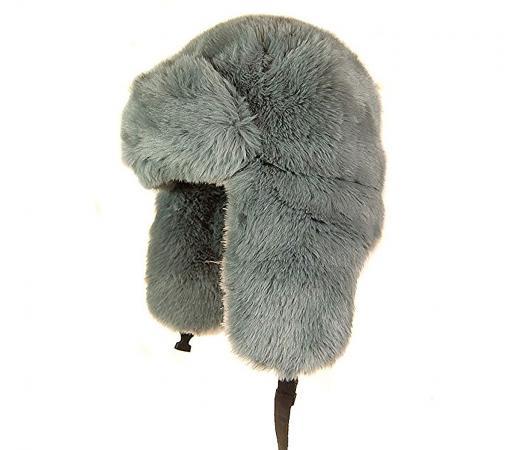 Jaxon Faux Fur Trapper Hat
