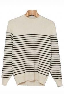 Saint James Binic Sweater Shirt