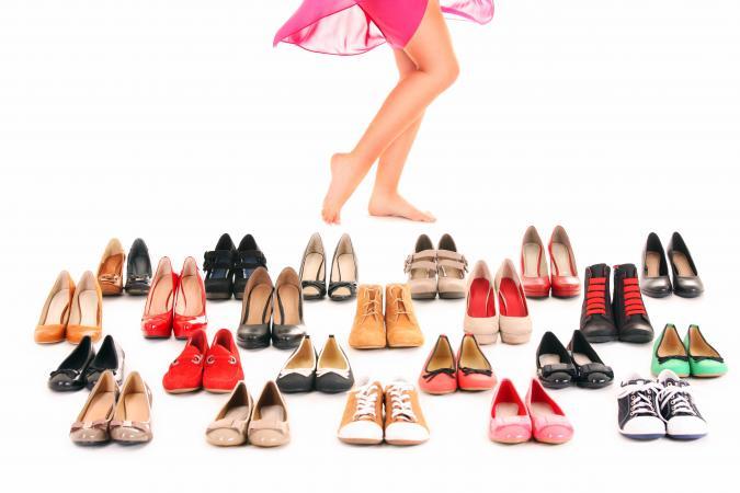 shoe options