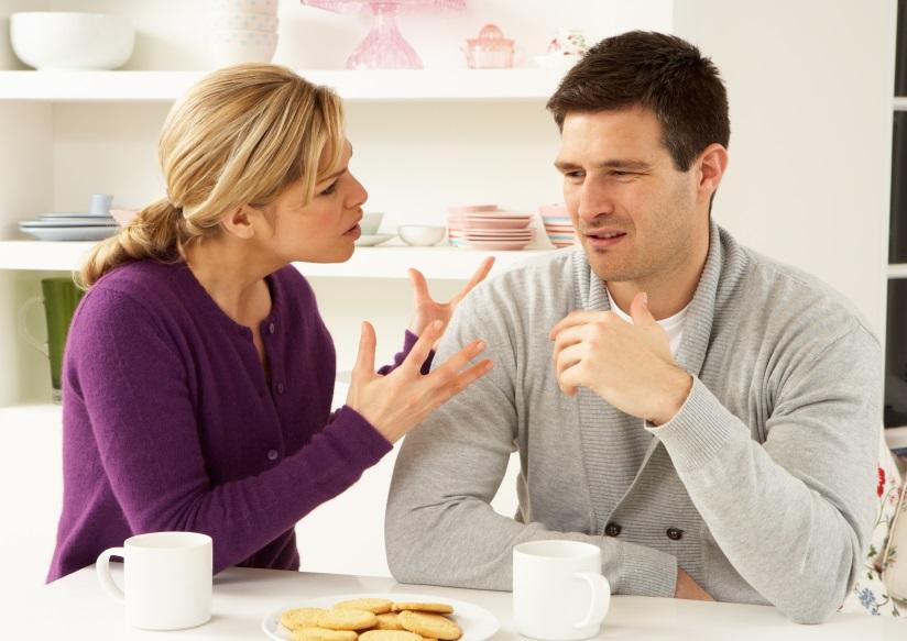 relationship arguing