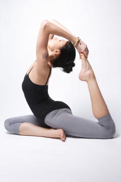 Hatha Yoga Poses Slideshow