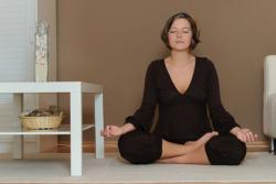 Yoga Posture Guide - The Accomplished or Adept Pose (Siddha-asana)