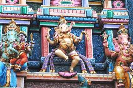 hindu god ganesh