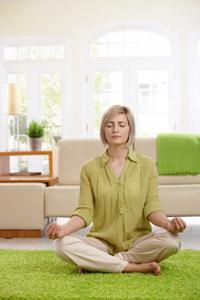 Home Yoga Meditation