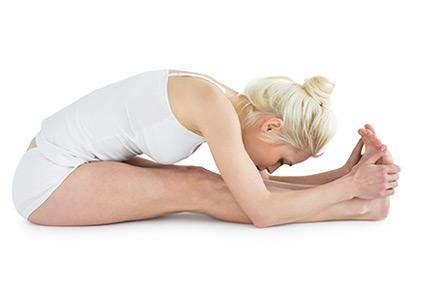 Seated Forward Bend - Paschimottanasana