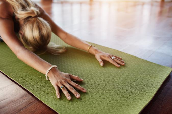 Best Yoga Flooring Options