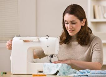 How to Sew Burp Cloths