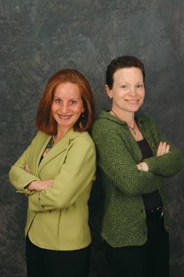 Authors Judith Matz and Ellen Frankel; Image used with permission.
