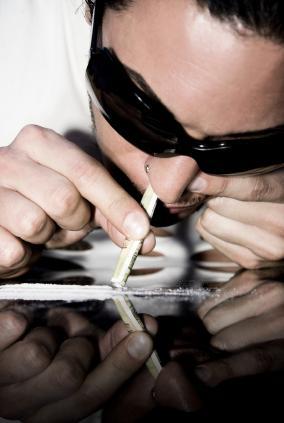 Cocaine user