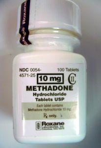 Addiction to Methadone