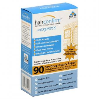 Hair Confirm Drug Test at Amazon.com