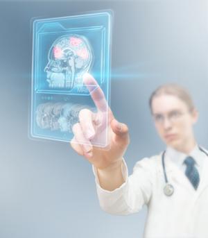 Analyzing brain activity; © Štěpán Kápl | Dreamstime.com