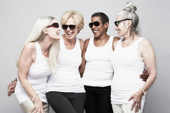 Mujeres mayores a los 50 peinados.