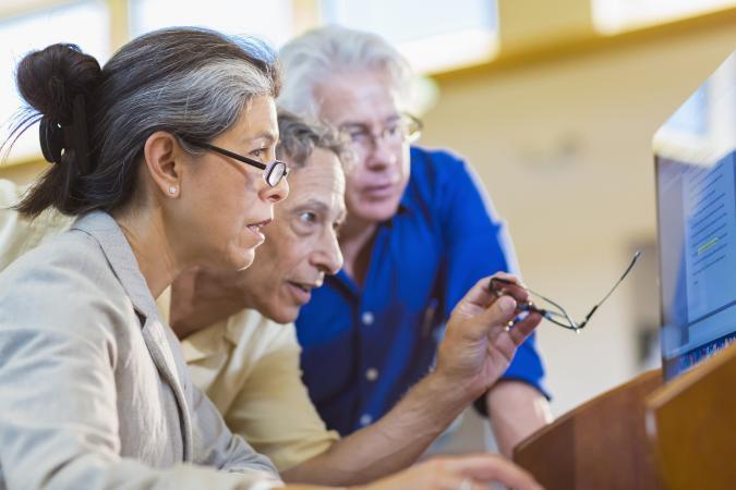 educación para adultos mayores