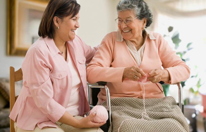 Consejos para cuidar a los adultos mayores