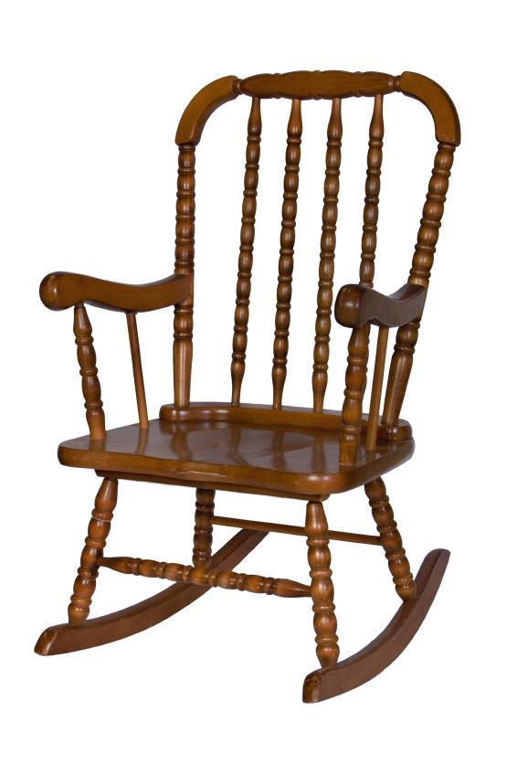 Source - Identifying Old Rocking Chairs LoveToKnow