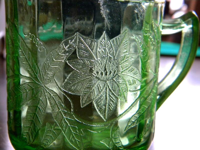 Green Depression Glass LoveToKnow Classy Green Depression Glass Patterns