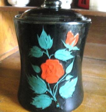 Antique Cookie Jar Pictures