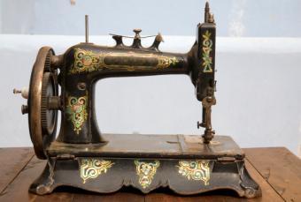 Antique Sewing Machines