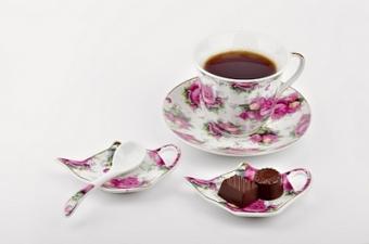 Antique English Tea Figurines