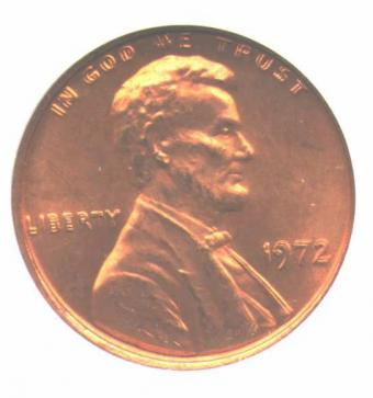 1972 cent
