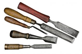 antique chisels