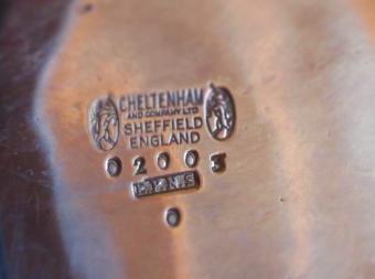 silverplate hallmark