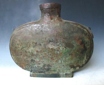 antique Chinese broze vase