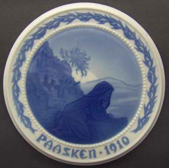 Bing & Grondahl Marie Magdelene Paasken 1910